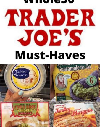 Trader Joe's Whole30 Must-Haves