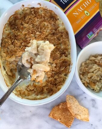 Gluten Free Homestyle Mac & Cheese