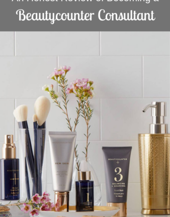An Honest Review of Becoming a Beautycounter Consultant