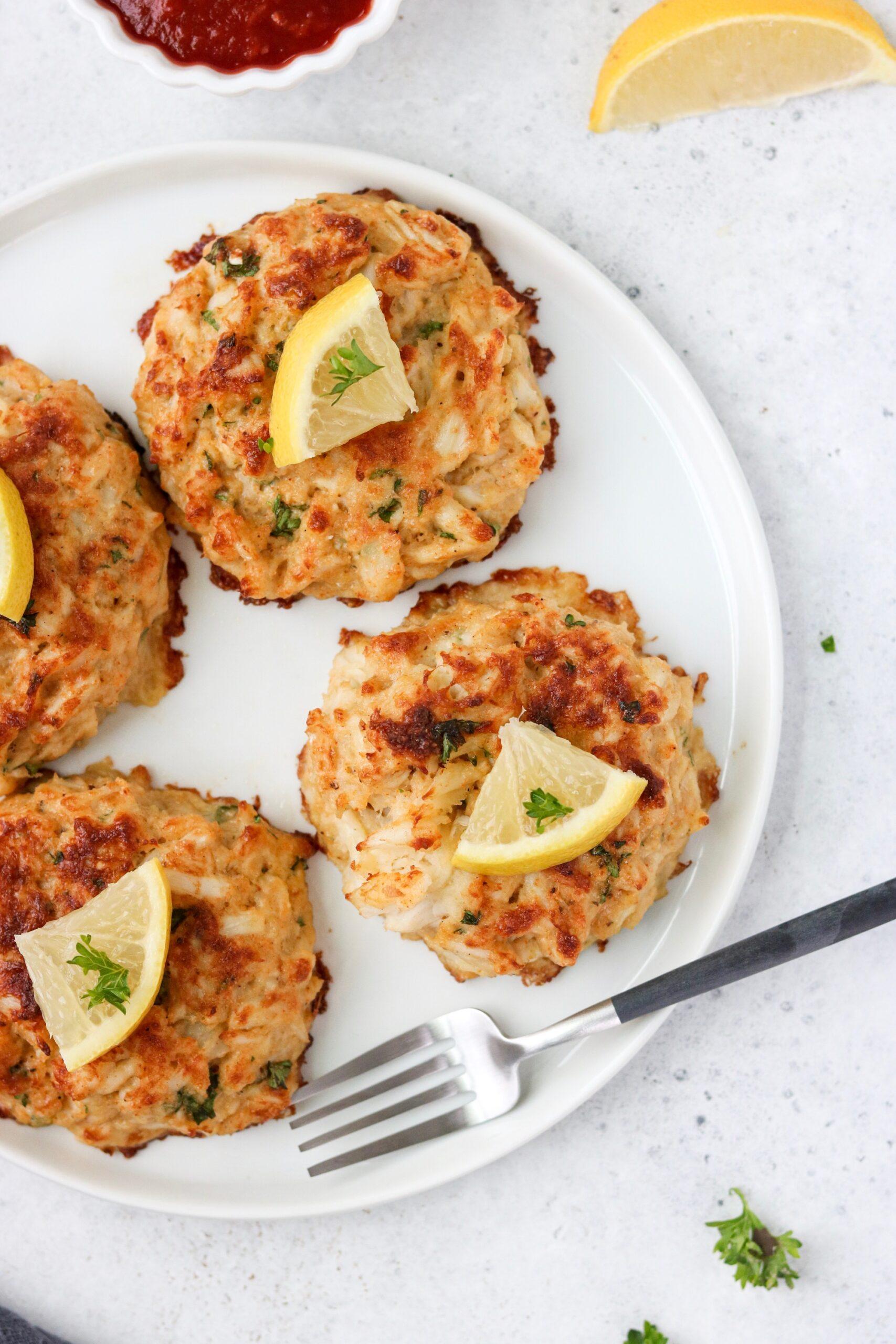 gluten free crab cakes