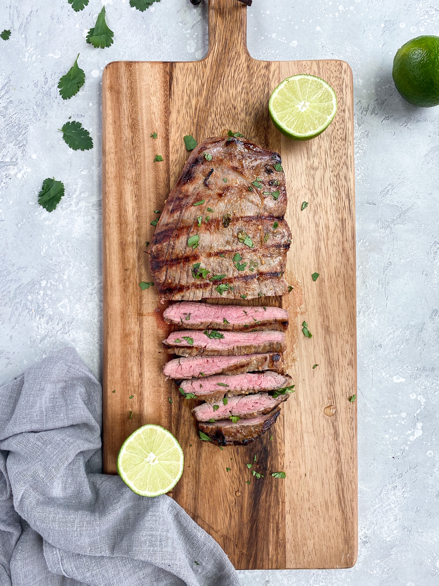Whole30 Carne Asada