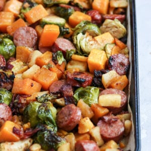Whole30 Harvest Sheet Pan Dinner