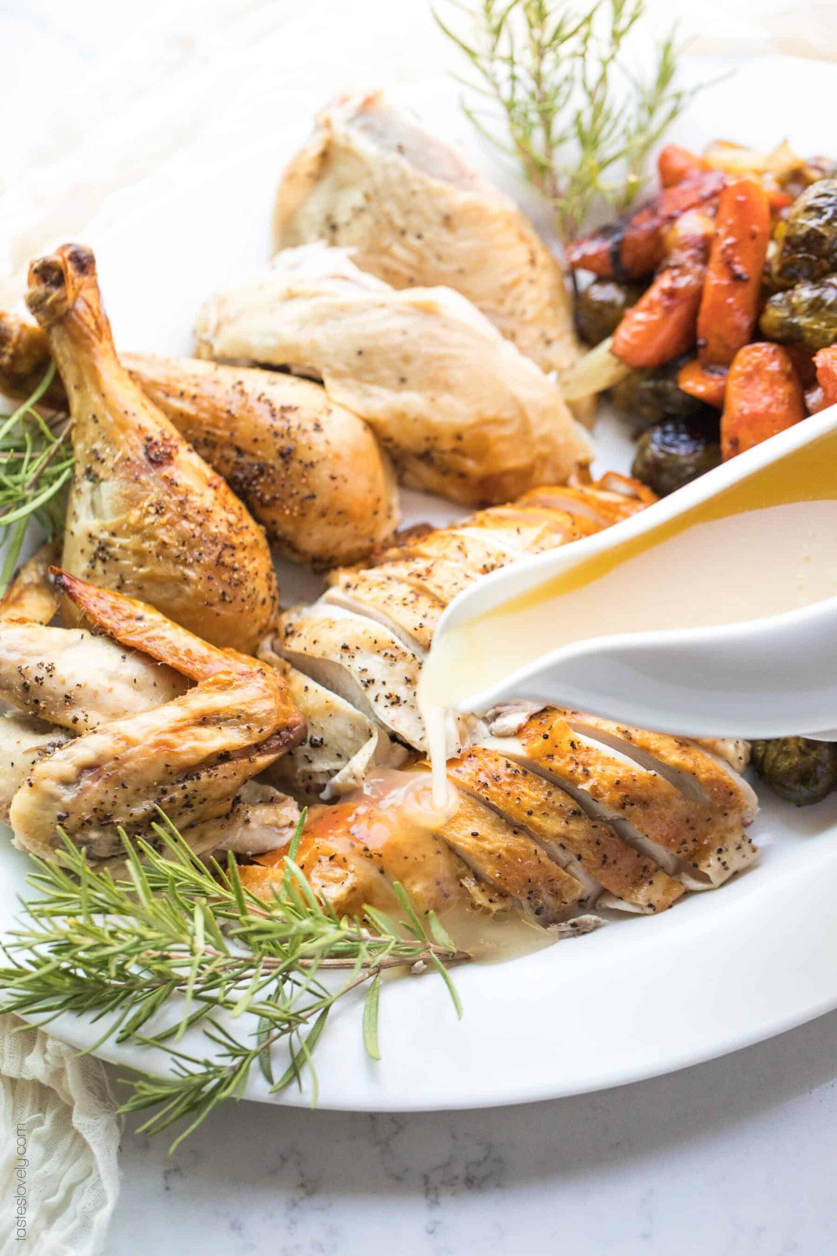 paleo turkey gravy
