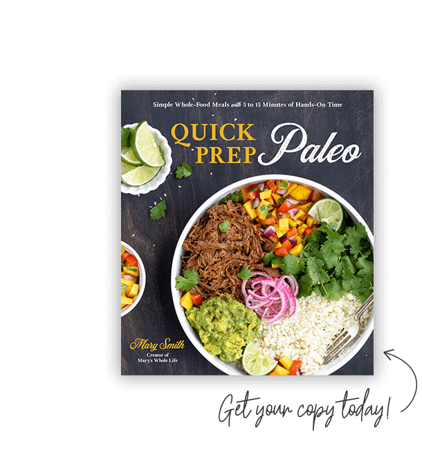 Quick Prep Paleo Cover