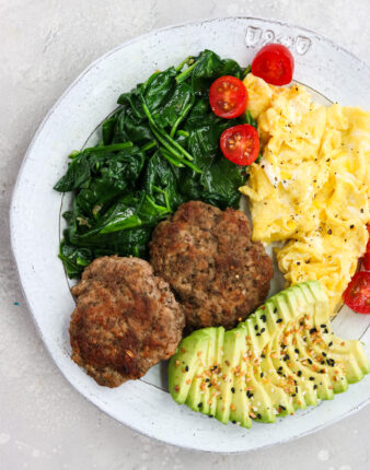 Best Ever Homemade Breakfast Sausage (Whole30, Keto)