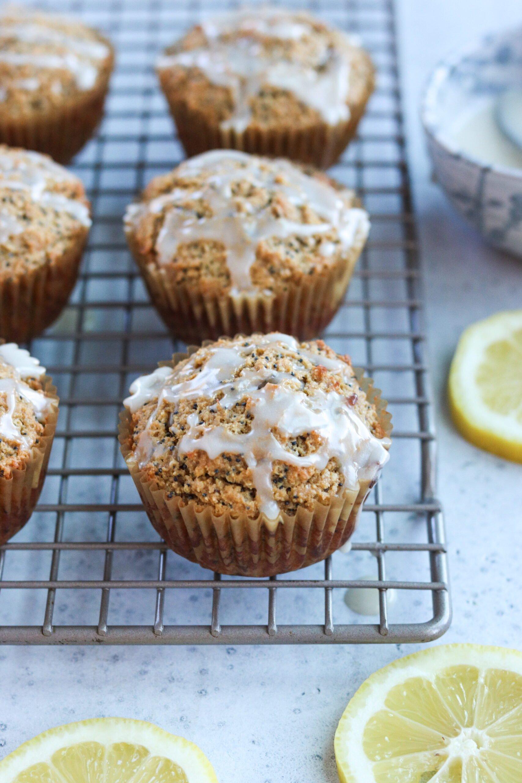 cupcakes and lemon