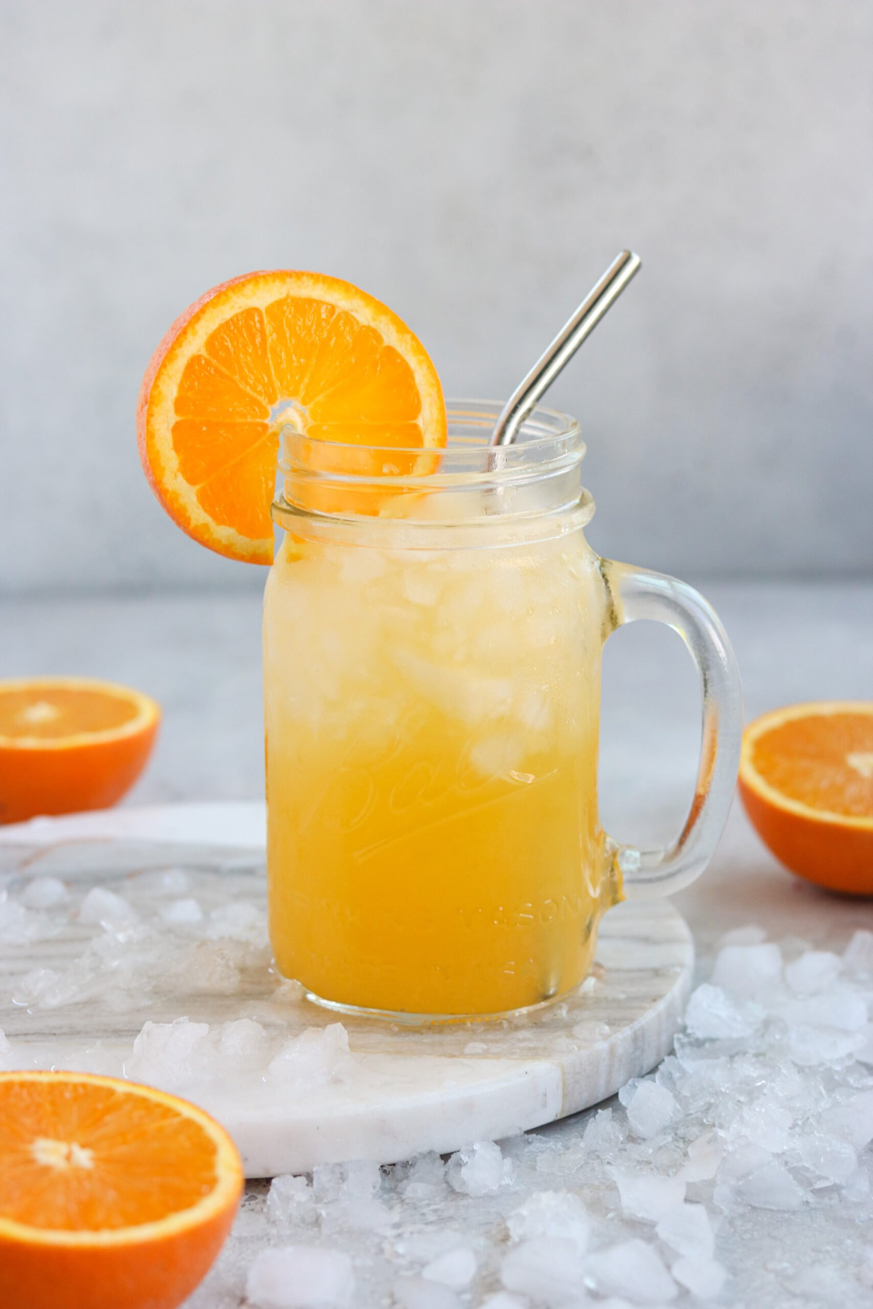 Gluten Free Orange Crush