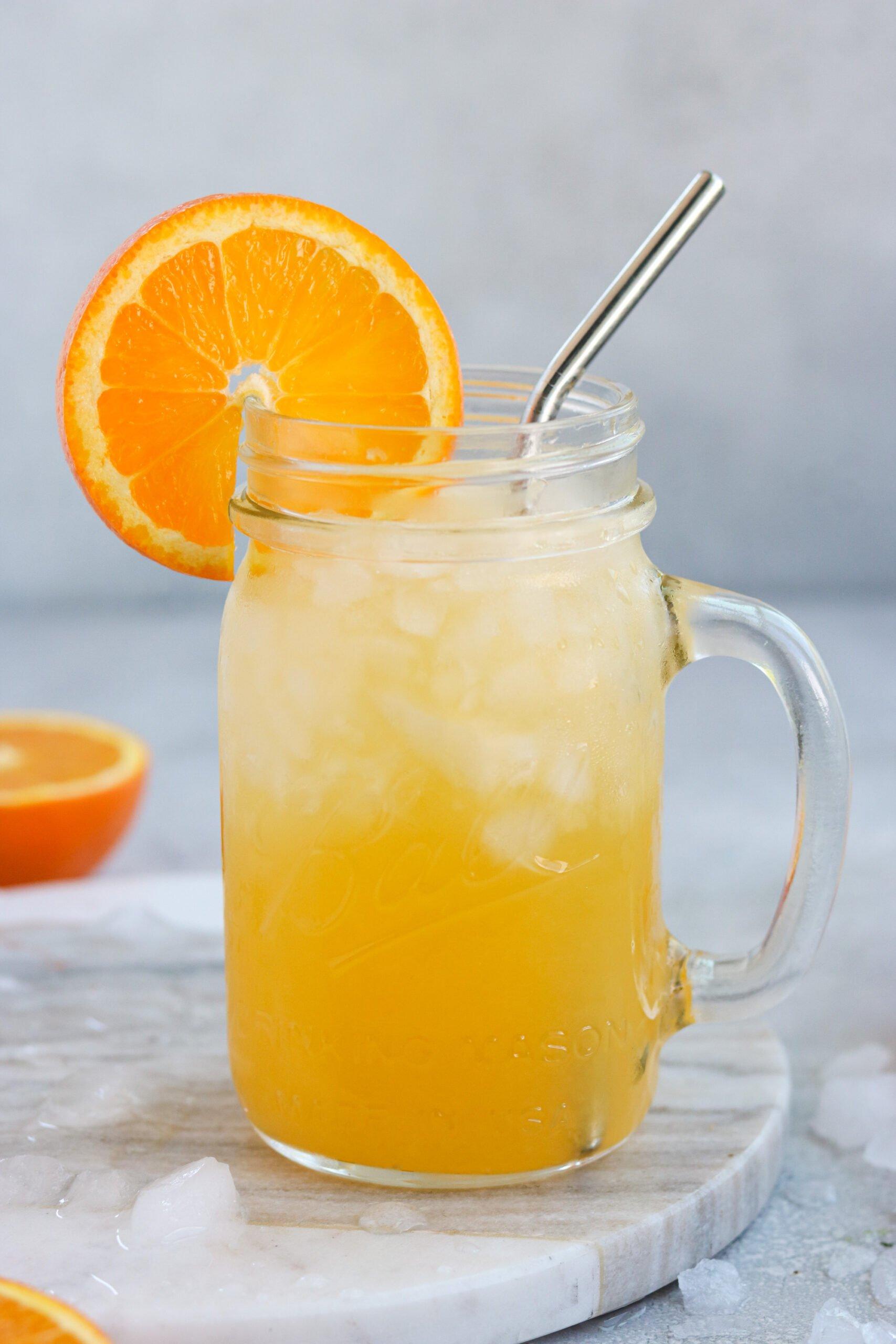 gluten free orange crush cocktail